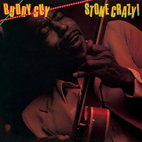 Buddy Guy - Stone Crazy! on 180g LP - direct audio