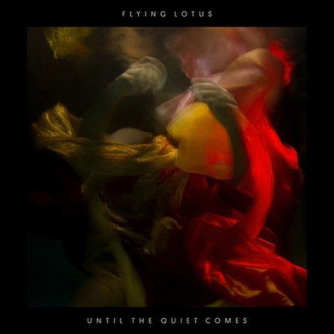 Flying Lotus - Until The Quiet Comes on 2LP + Download Code - direct audio
