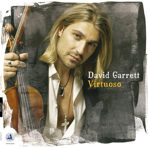 David Garrett - Virtuoso on 180g Import LP - direct audio
