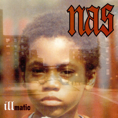 Nas - Illmatic Import Vinyl LP (Backordered) - direct audio