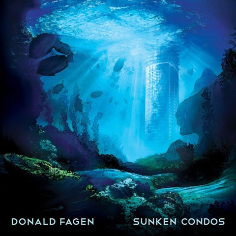 Donald Fagen - Sunken Condos on Clear 180g 2LP - direct audio
