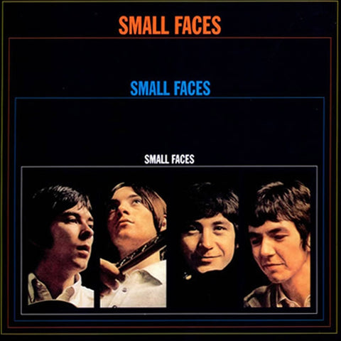 Small Faces - Small Faces on LP - direct audio