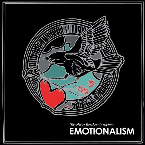 The Avett Brothers - Emotionalism on 2LP - direct audio