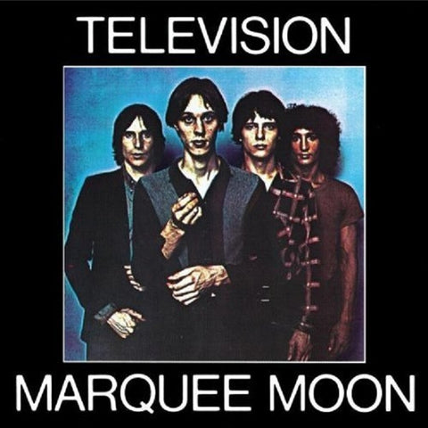 Television - Marquee Moon on 180g LP - direct audio