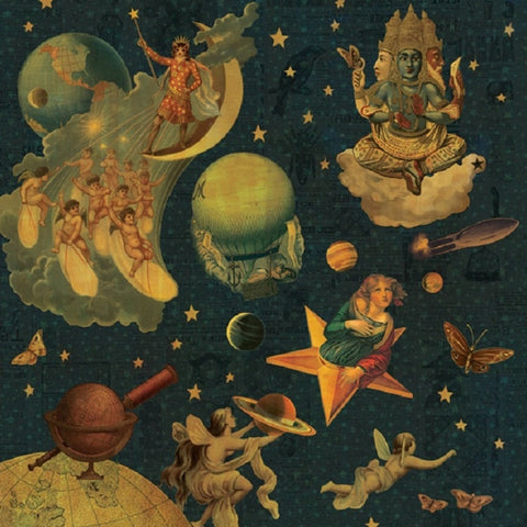 Smashing Pumpkins - Mellon Collie and the Infinite Sadness on Limited Edition 180g 4LP Box Set - direct audio