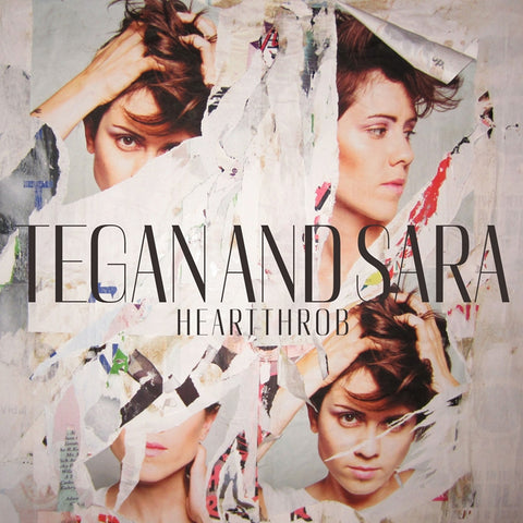 Tegan And Sara - Heartthrob on LP - direct audio
