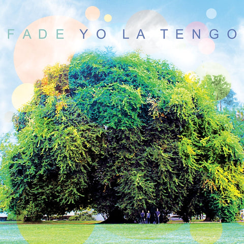 Yo La Tengo - Fade on LP + MP3 Coupon - direct audio