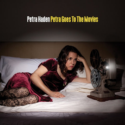 Petra Haden - Petra Goes To The Movies on Vinyl LP + CD - direct audio