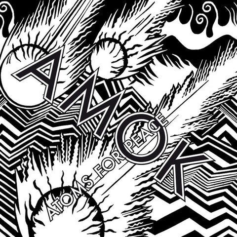 Atoms For Peace - Amok Vinyl 2LP + MP3 Coupon (Backordered) - direct audio