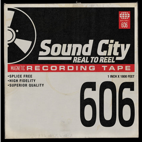 Sound City: Real To Reel - Various Artists on Limited Edition 180g 2LP + Download - direct audio