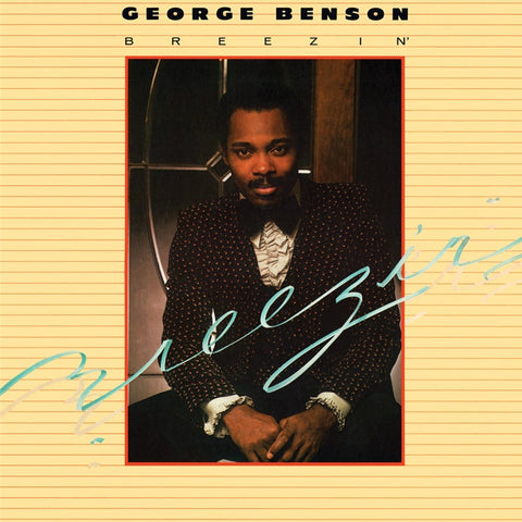 George Benson - Breezin' on Limited Edition 180g LP - direct audio