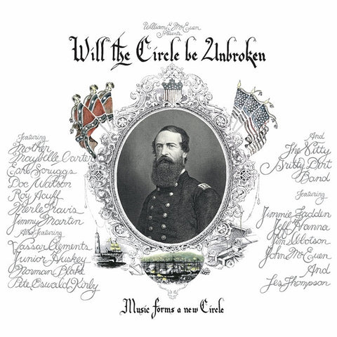 The Nitty Gritty Dirt Band - Will The Circle Be Unbroken on Limited Edition 180g 3LP - direct audio