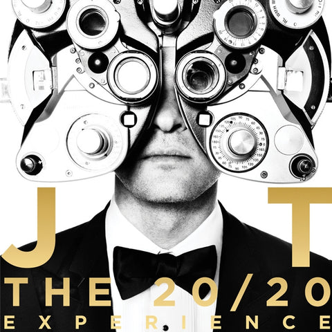 Justin Timberlake - The 20/20 Experience on 2LP + Download - direct audio