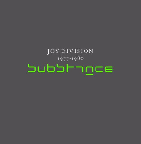 Joy Division - Substance 1977-1980 180g Vinyl 2LP
