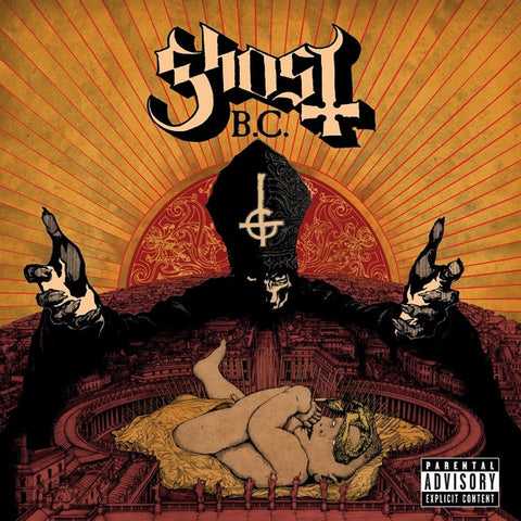 Ghost B.C. - Infestissumam Vinyl LP + MP3 Download - direct audio