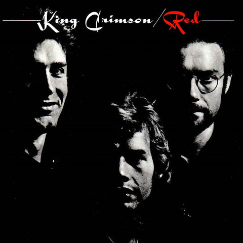 King Crimson - Red on 200g Import LP + Download - direct audio