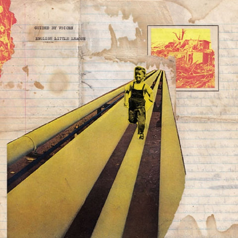 Guided By Voices - English Little League Vinyl LP + Download - direct audio