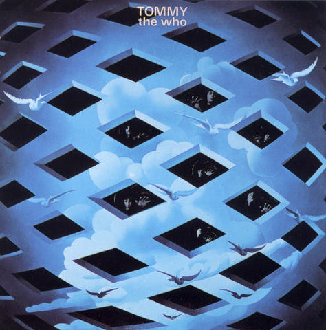 The Who - Tommy on 180g 2LP - direct audio