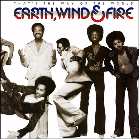 Earth, Wind & Fire - That's The Way Of The World on 180g Import LP - direct audio