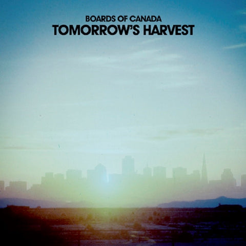 Boards Of Canada - Tomorrow's Harvest on 180g 2LP + MP3 Download - direct audio