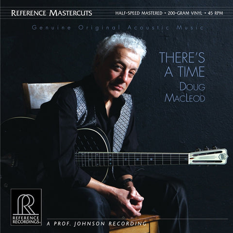 Doug MacLeod - There's A Time on 200g 45RPM 2LP - direct audio