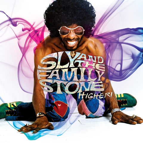 Sly And The Family Stone - Higher on Numbered Limited Edition 180g 8LP Box Set + 104-Page Book - direct audio