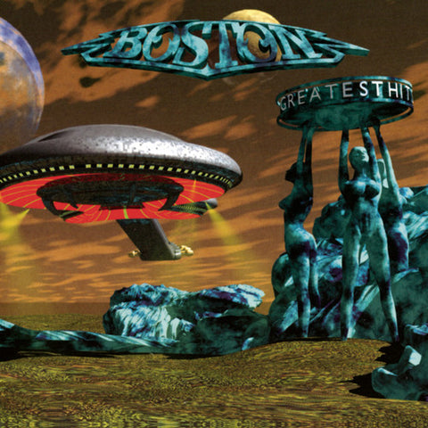 Boston - Greatest Hits Remastered on CD + Bonus Tracks - direct audio