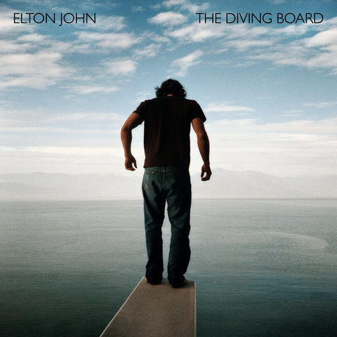 Elton John - The Diving Board on 180g 2LP - direct audio