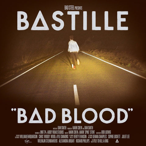 Bastille - Bad Blood on 180g LP + Booklet + Poster + Download - direct audio
