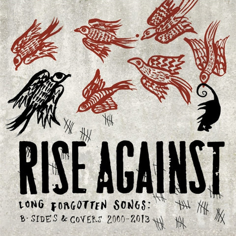 Rise Against - Long Forgotten Songs: B-Sides And Covers 2000-2013 Vinyl 2LP - direct audio