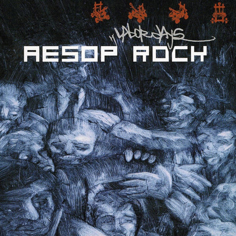 Aesop Rock - Labor Days on Vinyl 2LP - direct audio