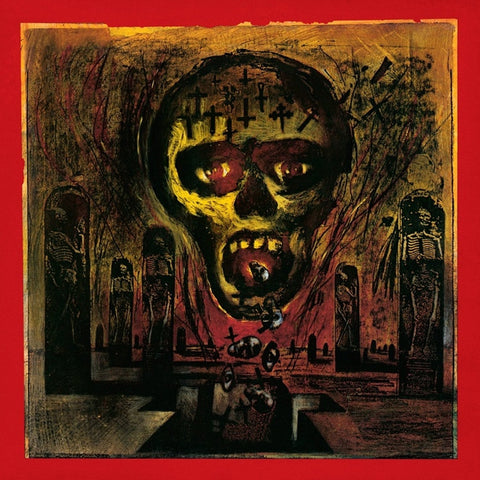 Slayer - Seasons In The Abyss on 180g LP - direct audio