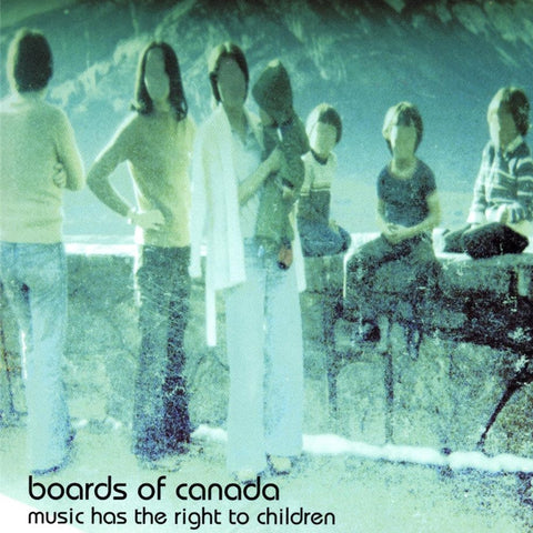 Boards Of Canada - Music Has The Right To Children on Limited Edition 2LP + Download - direct audio