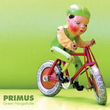 Primus - Green Naugahyde Colored Vinyl 2LP + CD - direct audio
