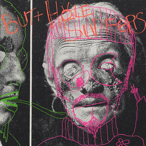 Butthole Surfers - Psychic...Powerless...Another Man's Sac Vinyl LP + Download Coupon (Out Of Stock) - direct audio