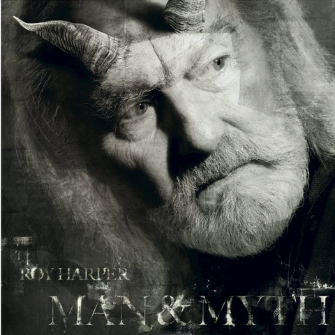 Roy Harper - Man And Myth on Limited Edition 2LP w/ Etching + CD - direct audio