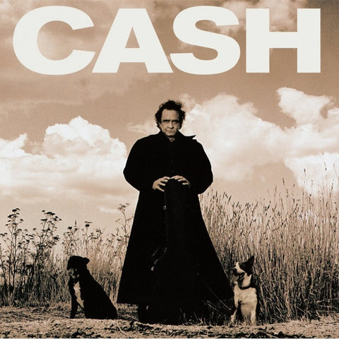 Johnny Cash - American Recordings on 180g LP - direct audio