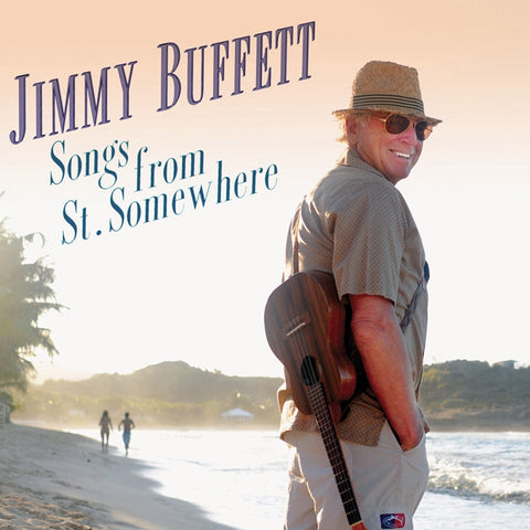 Jimmy Buffett - Songs From St. Somewhere on 2LP - direct audio