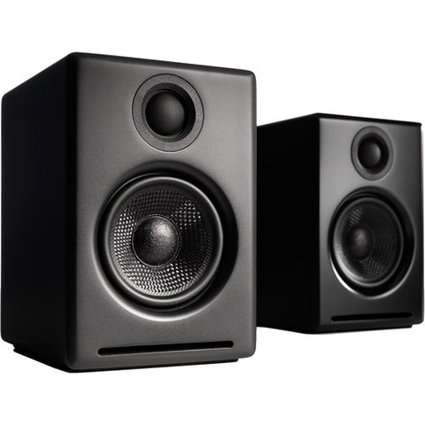 Audioengine A2+ Wireless Speakers with aptX Bluetooth® 5.0 Pair - direct audio