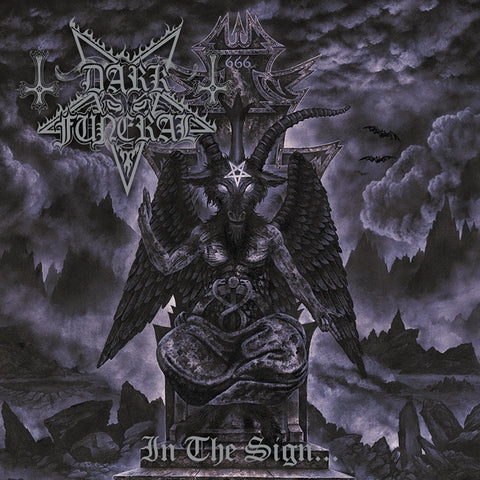 Dark Funeral - In The Sign on Limited Edition LP - direct audio