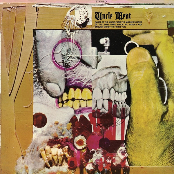 Frank Zappa Uncle Meat On 180g 2lp