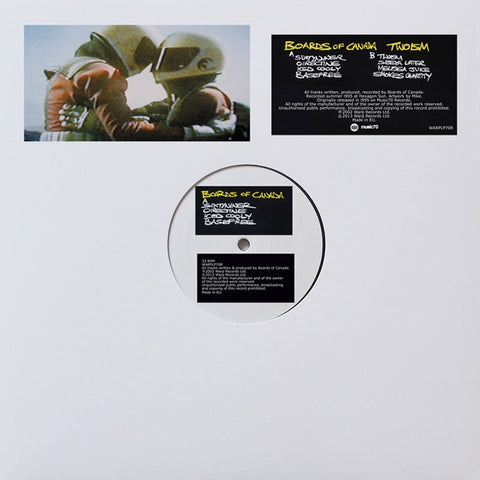 Boards Of Canada - Twoism on LP + Sticker + Download Card - direct audio