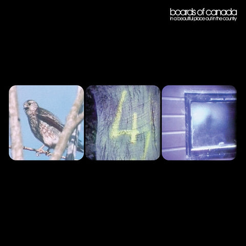 Boards Of Canada - In A Beautiful Place Out In The Country on LP + Sticker + Download Code - direct audio