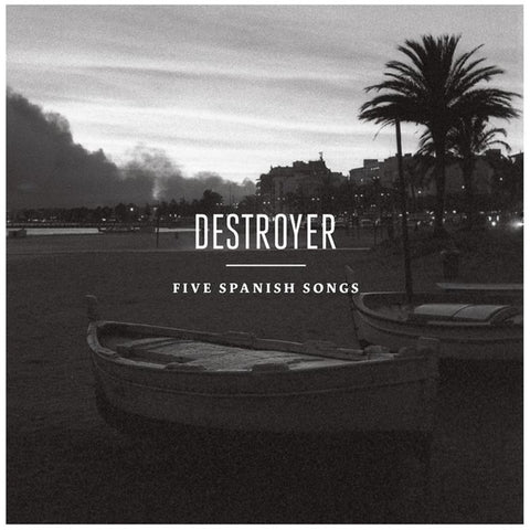 Destroyer - Five Spanish Songs EP on LP + Download - direct audio
