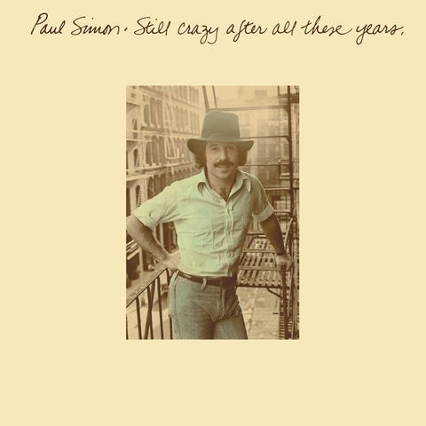 Paul Simon - Still Crazy After All These Years on Limited 180g LP + Download - direct audio