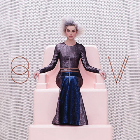 St. Vincent St. - Vincent on LP + Download - direct audio
