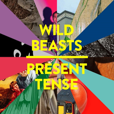 Wild Beasts - Present Tense Vinyl LP + Download Card - direct audio
