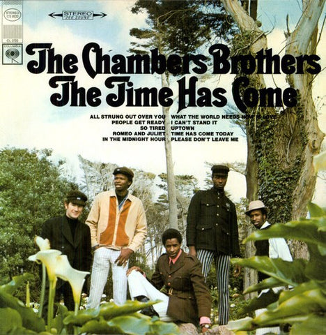 The Chambers Brothers - Time Has Come Today 180g Import Vinyl LP - direct audio
