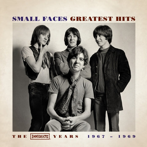 Small Faces - Greatest Hits: The Immediate Years 1967-1969 on Limited Edition 180g LP - direct audio