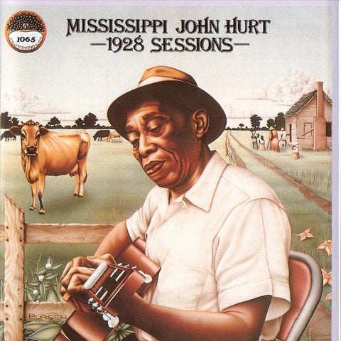 Mississippi John Hurt - 1928 Sessions on Limited Edition 180g Vinyl LP (Backordered) - direct audio